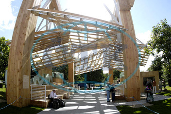 Serpentine Gallery,  Frank Gehry