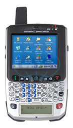 Blackberry,  PDA,  Sectera Edge