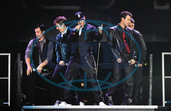 New Kids On The Block,  koncert