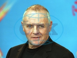 Anthony Hopkins *31.12.1937- Actor,  Great Britain Portrait - 09.10.2001