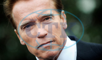 California Governor Arnold Schwarzenegger Meets With President Obama- DC