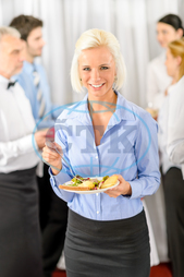 Caucasian, Indoors, Lunch, adult, banquet, break, buffet, business, businesspeople, businesswoman, catering, celebration, company, dinner, dinning, dish, eat, event, festive, food, formal, gourmet, happy, meal, meeting, menu,