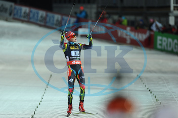 BIATLON / MS / ŠTAFETA MIX