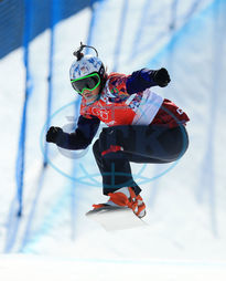 Eva Samková,  Sochi Winter Olympic Games - Day 9