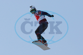 Eva Samková,  Winter Olympics - Women Snowboard Cross