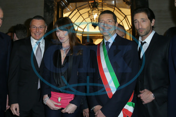 Celebs attend 'Bvlgari Celebrates 130 Years In Rome' - Italy