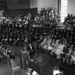 Graduation ceremony,  University of Essex