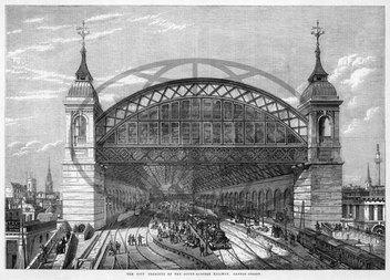 Cannon Street Station,  City of London