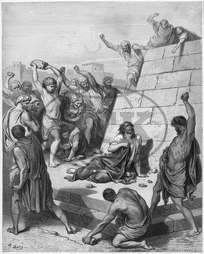 Stoning of Stephen,  Acts of the Apostles