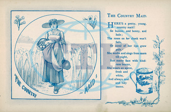 The Country Maid song