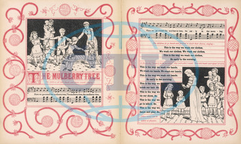 The Mulberry Tree song,  words and music
