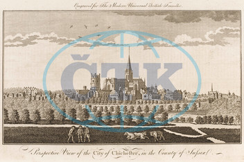 The City of Chichester,  Sussex