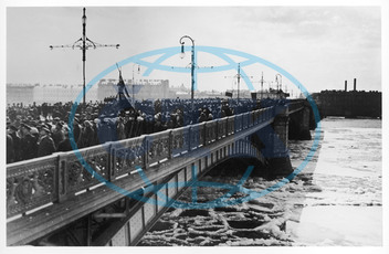 CROSSING TROITSKY BRIDGE