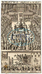 TRIAL OF STRAFFORD, 1641
