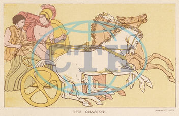 GREEK MILITARY CHARIOT