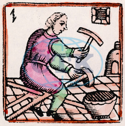 C17 METALWORKER/WOODCUT