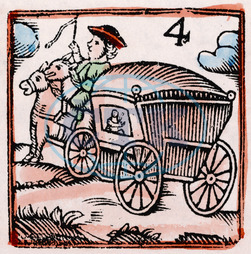 C17 COACHMAN/WOODCUT/4