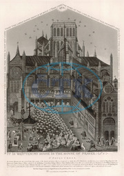 ST PAUL'S CATHEDRAL 1620