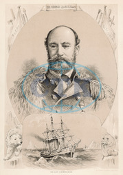 SIR GEORGE NARES/M SMITH