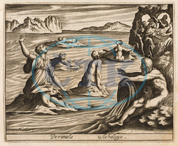 ACHELOUS AND NAIADS