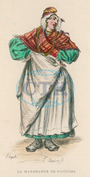 FRENCH FISHWIFE/1850