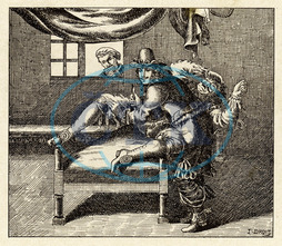 CASTRATION 17TH CENTURY