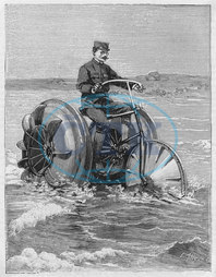 WATER TRICYCLE - 5