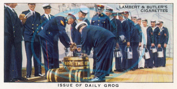 DAILY ISSUE OF GROG
