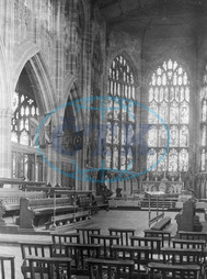 OLD COVENTRY CATHEDRAL