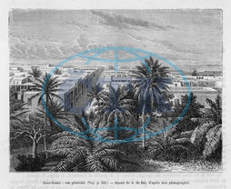 ST. LOUIS/SENEGAL/C19TH