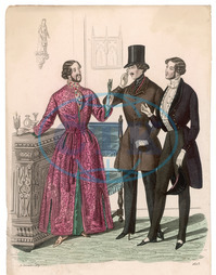 DRESSING GOWN 1839
