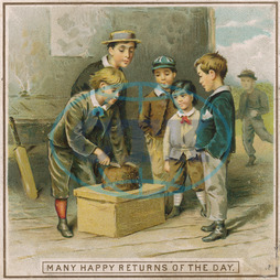 BOYS AND CAKE 19C