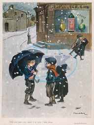 BOOZE FOR DAD/SNOW 1910