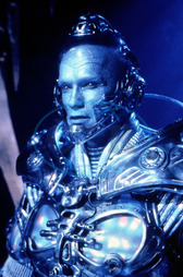 BATMAN AND ROBIN ARNOLD SCHWARZENEGGER as Mr Freeze