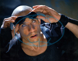 THE CHRONICLES OF RIDDICK VIN DIESEL