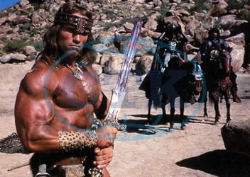 CONAN THE DESTROYER ARNOLD SCHWARZENEGGER