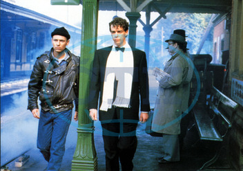 IT COULDN'T HAPPEN HERE [Br 1987] CHRIS LOWE AND NEIL TENNANT A PICTURE MUSIC INTERNATIONAL PRODUCTION