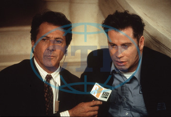 MAD CITY DUSTIN HOFFMAN,  JOHN TRAVOLTA