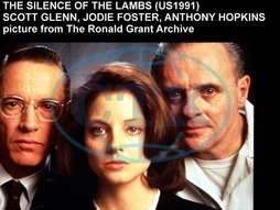THE SILENCE OF THE LAMBS SCOTT GLENN,  JODIE FOSTER,  ANTHONY HOPKINS