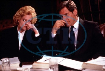 WORKING GIRL C20TH FOX MELANIE GRIFFITH,  HARRISON FORD