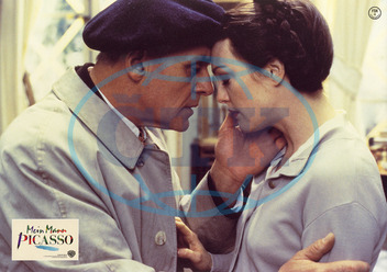 SURVIVING PICASS ANTHONY HOPKINS AND JULIANNE MOORE DIRECTOR: JAMES IVORY