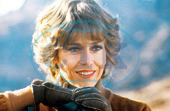 THE ELECTRIC HORSEMAN JANE FONDA