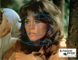 ON GOLDEN POND JANE FONDA