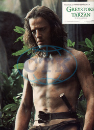 GREYSTOKE THE LEGEND OF TARZAN LORD OF THE APES CHRISTOPHER LAMBERT