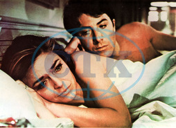 THE GRADUATE DUSTIN HOFFMAN,  ANNE BANCROFT