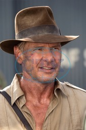 INDIANA JONES AND THE KINGDOM OF THE CRYSTAL SKULL HARRISON FORD INDIANA JONES AND THE KINGDOM OF THE CRYSTAL SKULL