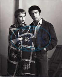 JOHN AND MARY MIA FARROW,  DUSTIN HOFFMAN