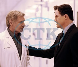 EXTRAORDINARY MEASURES HARRISON FORD,  BRENDAN FRASER EXTRAORDINARY MEASURES