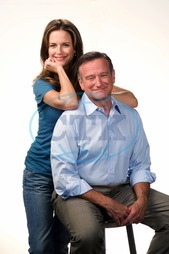 OLD DOGS KELLY PRESTON,  ROBIN WILLIAMS OLD DOGS