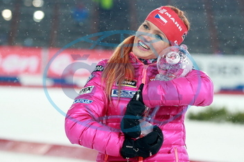 Khanty-Mansiysk IBU World Cup Biathlon: Women's 7, 5km Sprint